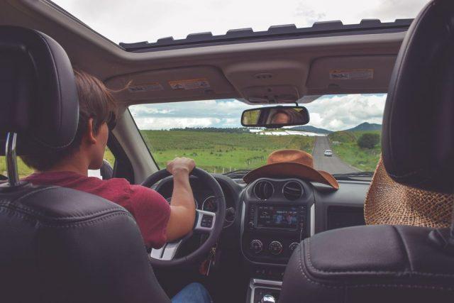 Med passion för bilar