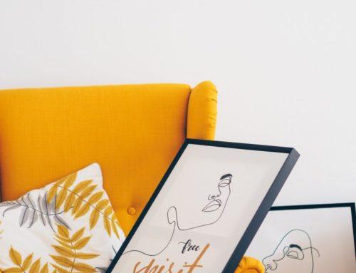 Det finns mängder av olika sätt man kan inreda sitt hem med snygga affischer